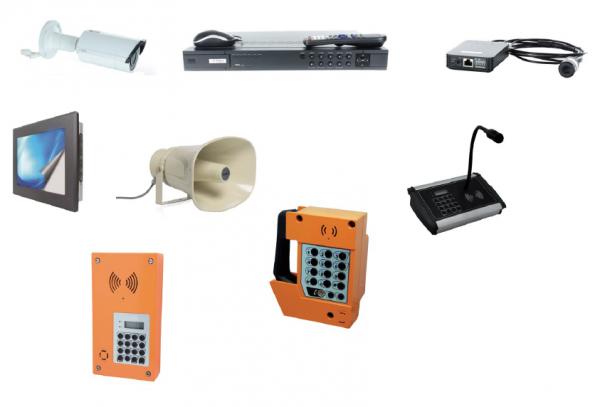 Set Video Telefonico